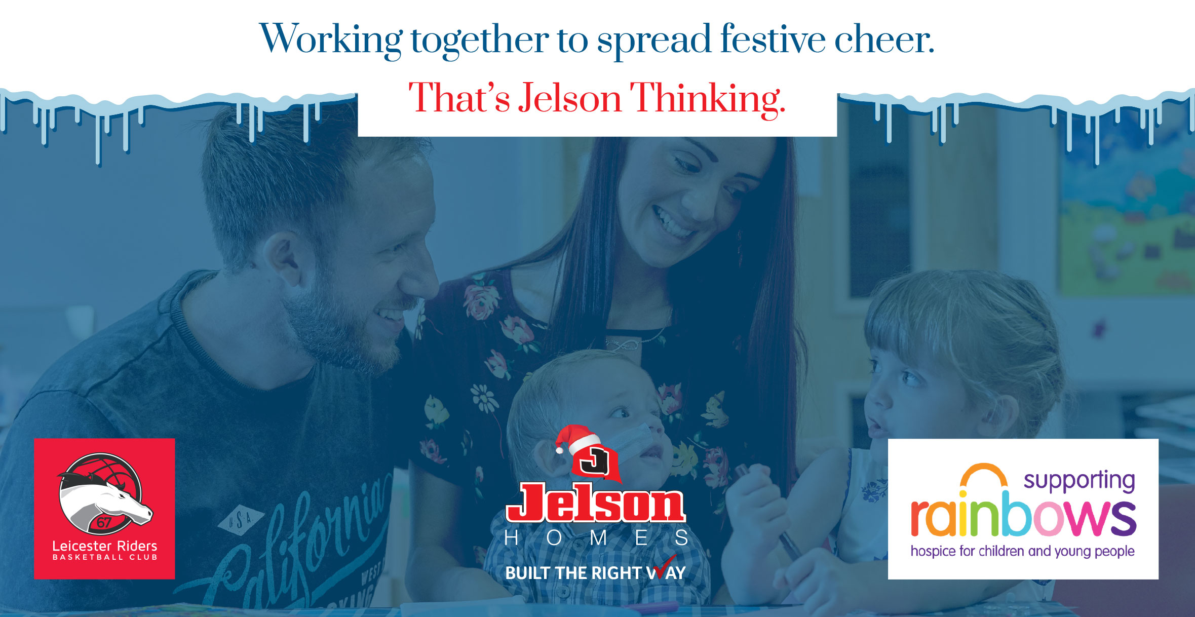 Jelson Homes 2018 Christmas appeal