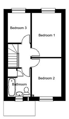 First Floorplan