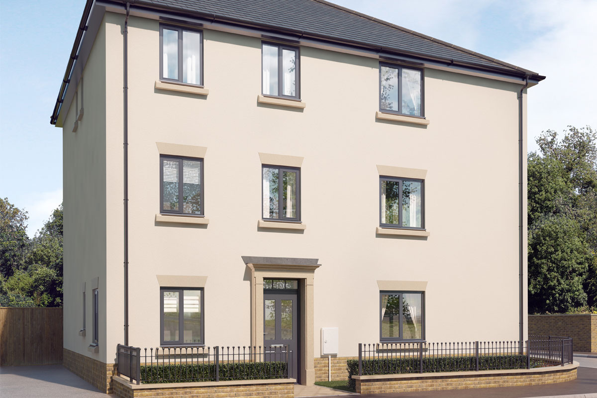 Virtual Tour for Heartlands at Priors Hall Park